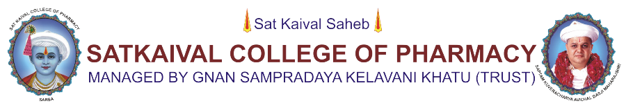 SatKaival College of Pharmacy, Sarsa